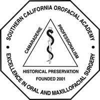 Logo for SCOA - the Southern California Orofacial Academy